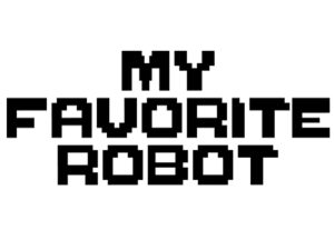 my-favorite-robot-records